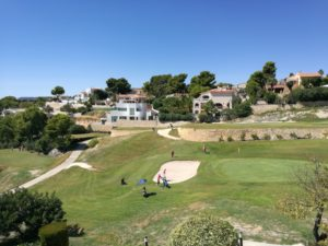 El Club de Golf Ifach