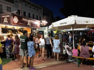 Fira de Food Trucks a Benissa
