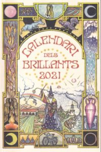 Portada del Calendari dels Brillants 2021
